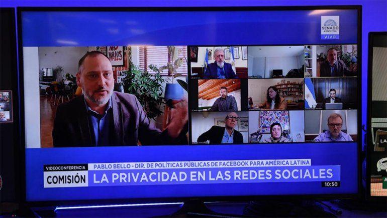 Representantes de Facebook y Whatsapp expusieron sobre la privacidad en las redes