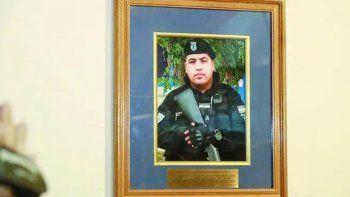 Nahuelcar fue asesinado de un tiro en la cabeza en el barrio Peñi Trapún.