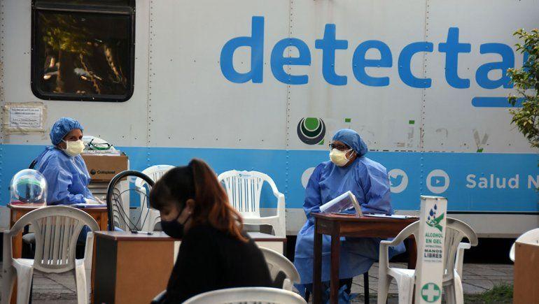 Neuquén empezó abril con 94 casos y sin muertes por coronavirus