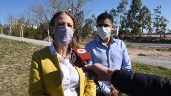 lamarca propone que las veredas de los barrios sean como la de avenida argentina