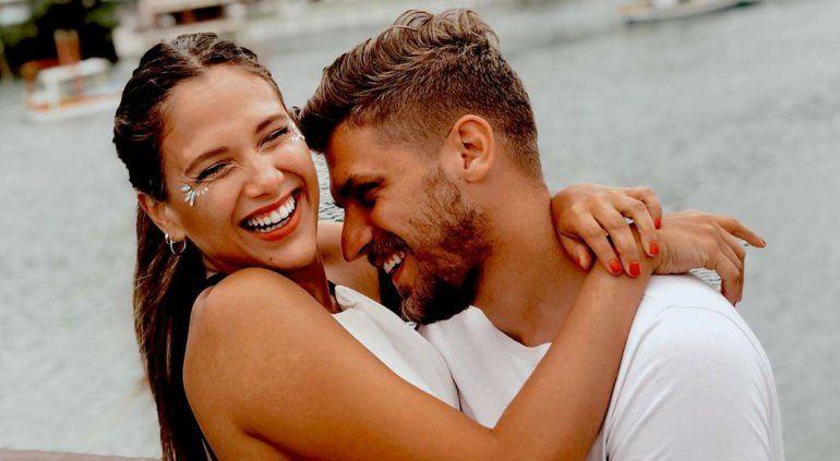 De hermanastros a ir camino al altar: Barbie Vélez se casa con Lucas Rodríguez