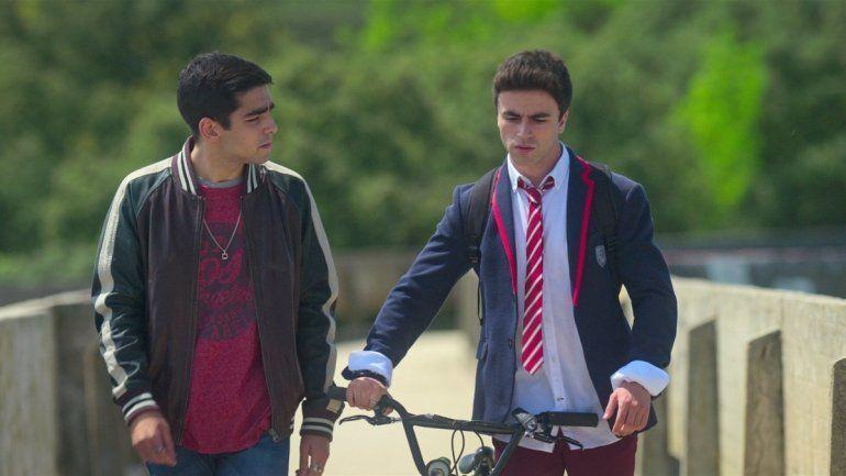 Omar Ayuso e Itzan Escamilla se bajan de Élite al final de la nueva temporada