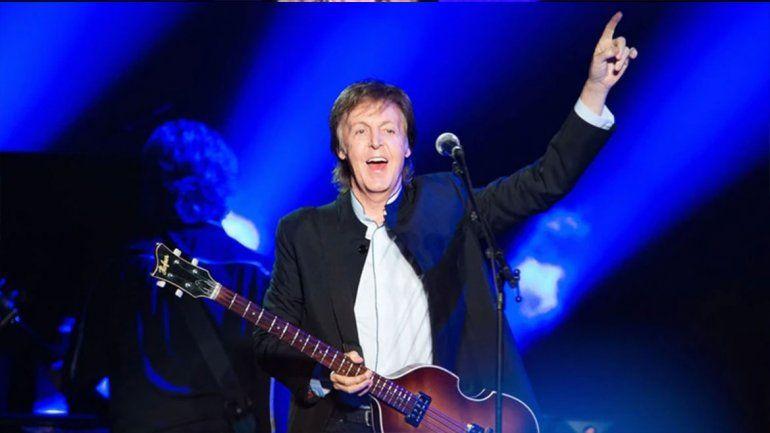 Dan entradas para el show de Paul McCartney, a cambio de aceite usado