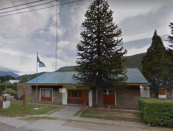 Comisaría de Lago Puelo.