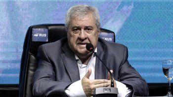Respecto del canal oficial del club que manejaba Pergolini, Ameal aseguró que seguirá funcionando como todas las demás cosas