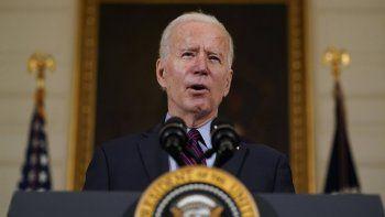 El presidente de EEUU, Joe Biden, confirmó la compra de más dosis de la vacuna producidas por Pfizer