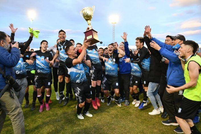 ¡Festejalo campeón! Deportivo Rincón se quedó con la Copa Neuquén