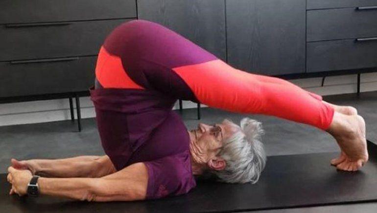 Conocé a la abuela fitness que triunfa en TikTok con 81 años
