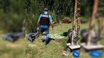 lo allanaron por un robo y le encontraron 13 plantas de marihuana