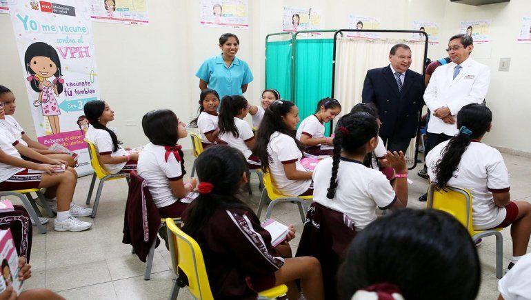 La próxima semana inicia vacunación a docentes de la provincia de Buenos Aires