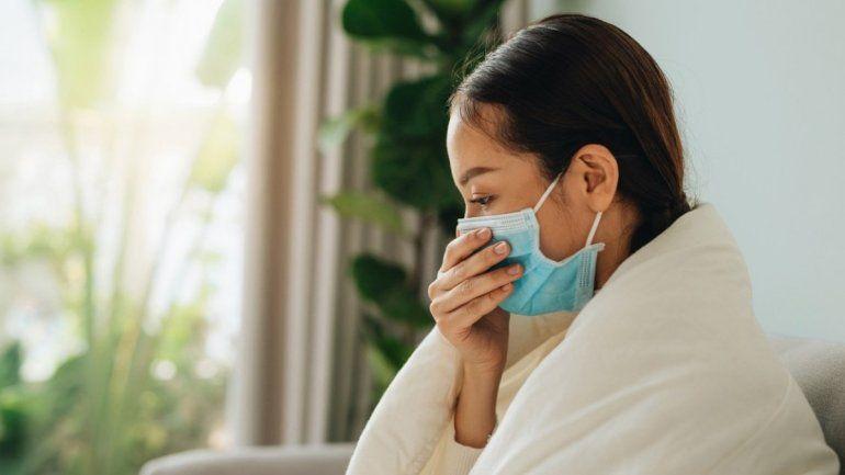 Covid-19: síntomas que podés presentar después de superar el virus
