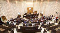 ingreso el proyecto de endeudamiento a la legislatura