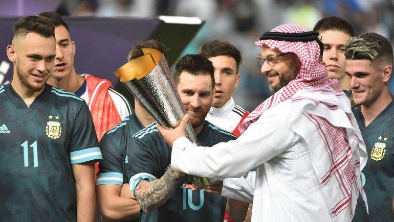 Lionel Messi: Siempre es bueno ganarle a Brasil