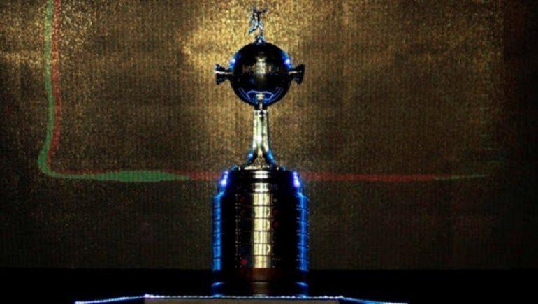 Calendario Copa Libertadores 2021.
