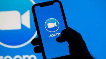 Zoom fue la app que más creció durante 2020