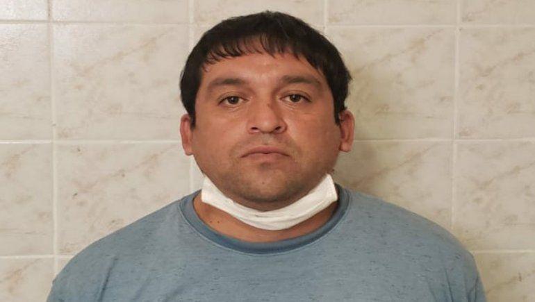 Pedro Guitiérrez, uno de los presos que se fugó la semana pasada de la Comisaría Sexta de Plaza Huincul, fue recapturado.