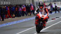 Johann Zarco se quedó con el mejor tiempo del viernes para el MotoGP en el Gran Premio de Francia.