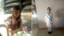 tucuman: una nina fue asesinada y la encontraron en un descampado