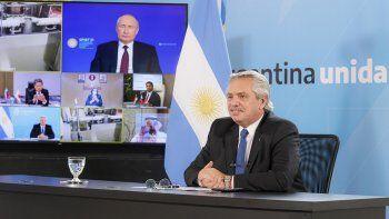 argentina se prepara para producir 500 mil sputnik v por semana