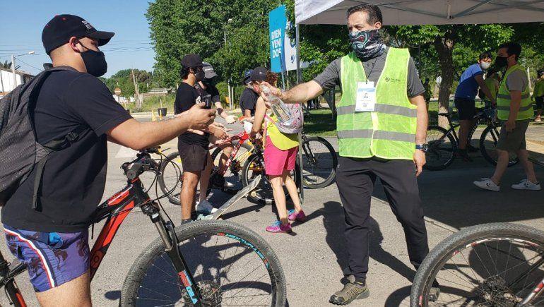 La Muni realizó tareas de prevención en 71 espacios públicos