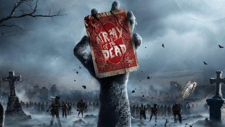 Netflix: tráiler oficial de El Ejercito de los Muertos