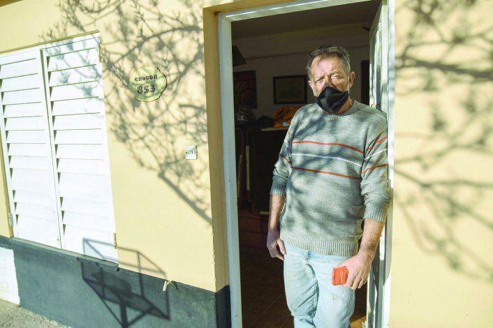 Pablo Musse no logró ver a su hija Solange antes de que el cáncer terminara con su vida, a los 35 años, en Alta Gracia, Córdoba.