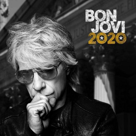 Jon Bon Jovi prepara el lanzamiento de su nuevo disco 2020
