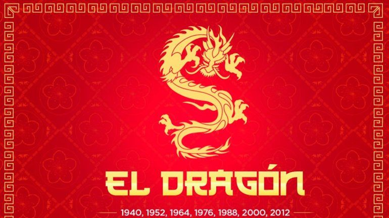 Horóscopo chino: así le irá al Dragón esta semana