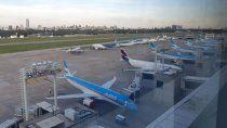 aerolineas argentinas denunciara a los pasajeros que evadan controles