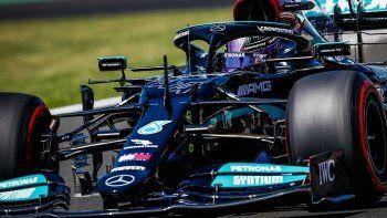 Lewis Hamilton logró la pole position de la Fórmula 1 en Hungría