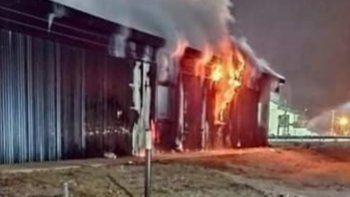 incendios: rio negro presentara una denuncia por terrorismo