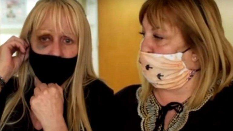 Tenía 40 denuncias de su ex: cayó por golpearla a ella y a su hijo
