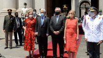 pinera aseguro que respalda el pedido de soberania de argentina sobre malvinas