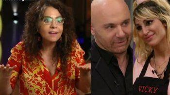Patricia Sosa, contra Martitegui y su favoritismo por Vicky: Tienen miraditas, no entiendo