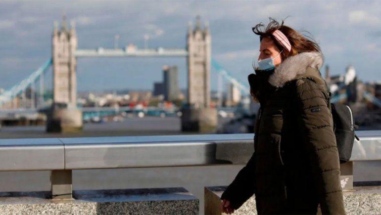 En Reino Unido el número de contagios crece y se acerca cifras récord.