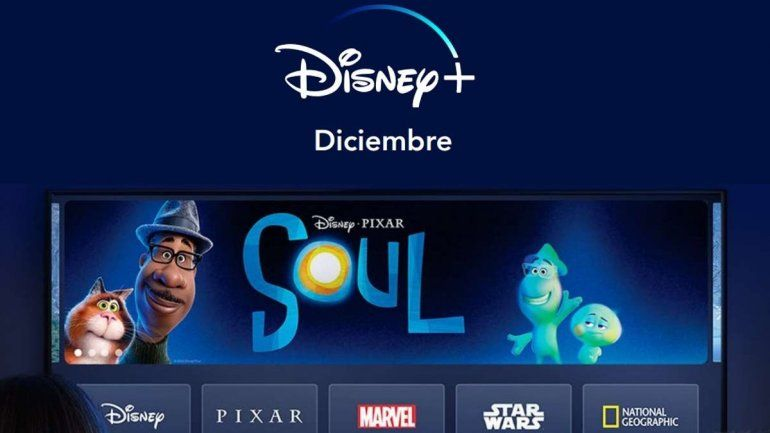 Los estrenos de Disney Plus para diciembre