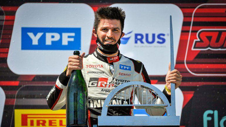 Matías Rossi regresa al Súper TC2000 tras ausentarse por COVID-19