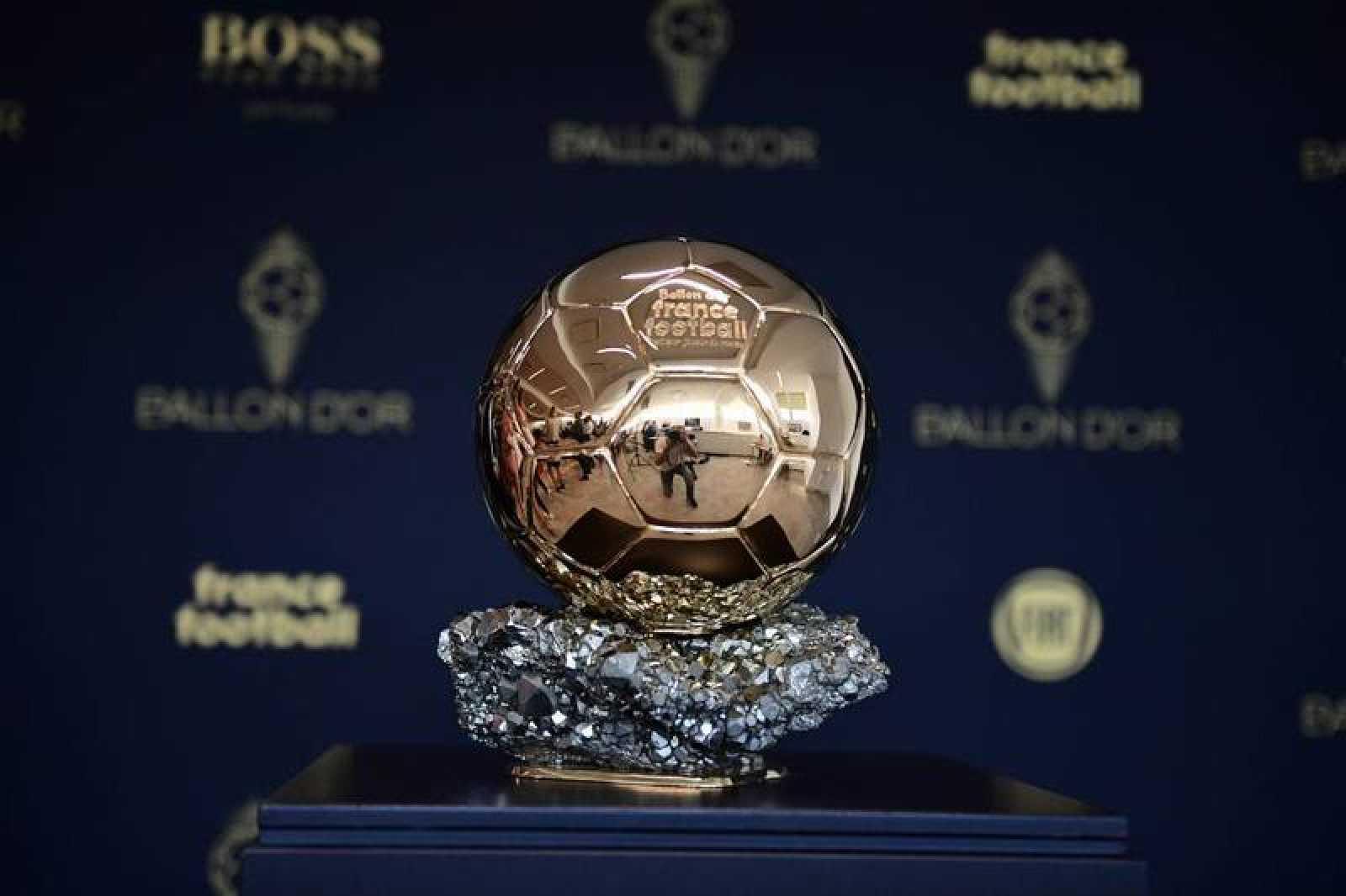 polemica: se filtro la lista con el nombre del ganador del balon de oro
