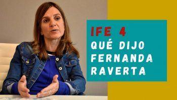 IFE 4: titular de la Anses habla sobre continuidad del bono