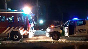 dos motociclistas murieron tras impactar contra un camion