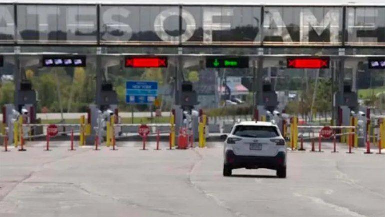 Estados Unidos reabrirá las fronteras terrestres de México y Canadá para los viajeros vacunados