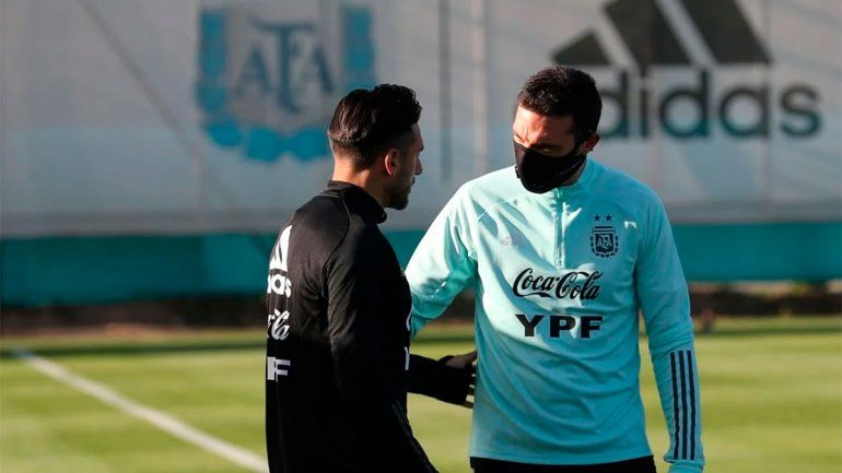 Alarma en la Selección y en Boca tras los testeos al Toto Salvio