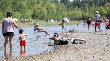 Galería: entre el calor y la pandemia, la costa se colmó de vecinos
