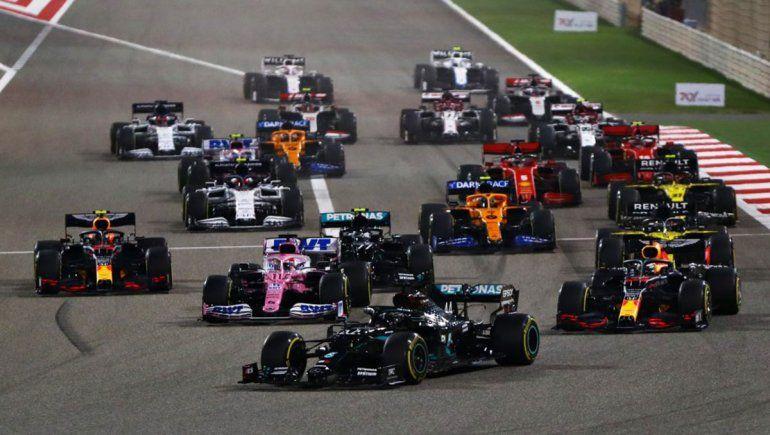 La Fórmula 1 probaría las carreras Sprint en este 2021
