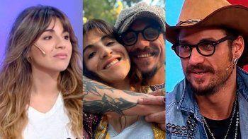 ¿Se terminó el amor? Daniel Osvaldo y Gianinna Maradona en crisis