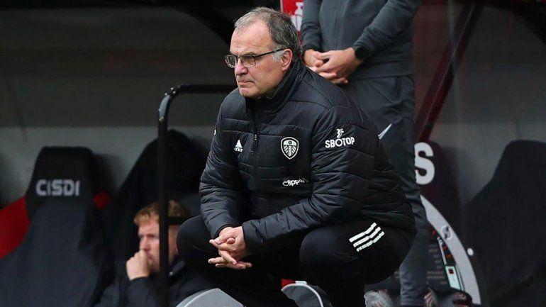El Leeds de Bielsa perdió de local contra Wolverhampton