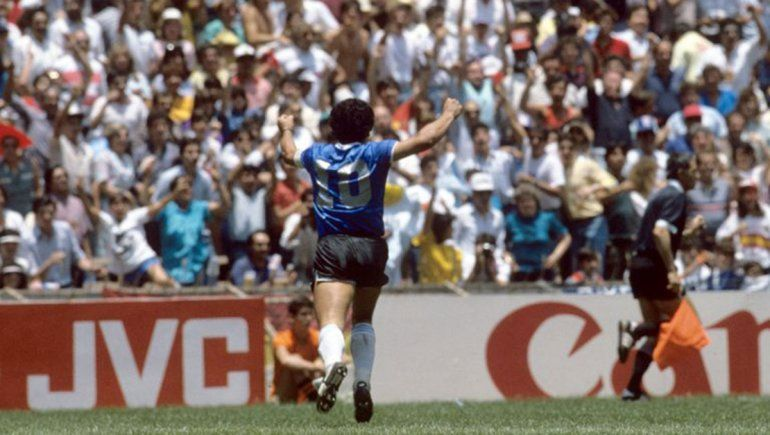 El gol que se grita, a 35 años