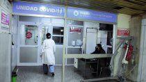 La falta de recurso humano se incrementó en los últimos meses debido al crecimiento exponencial de los casos y a los contagios de coronavirus que se produjeron entre el personal médico.