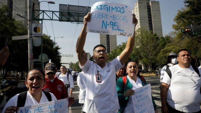 México es el país con más muertes de personal sanitario en el mundo