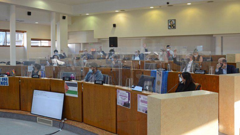 La enmienda divide aguas en el Deliberante: opinan cuatro bloques